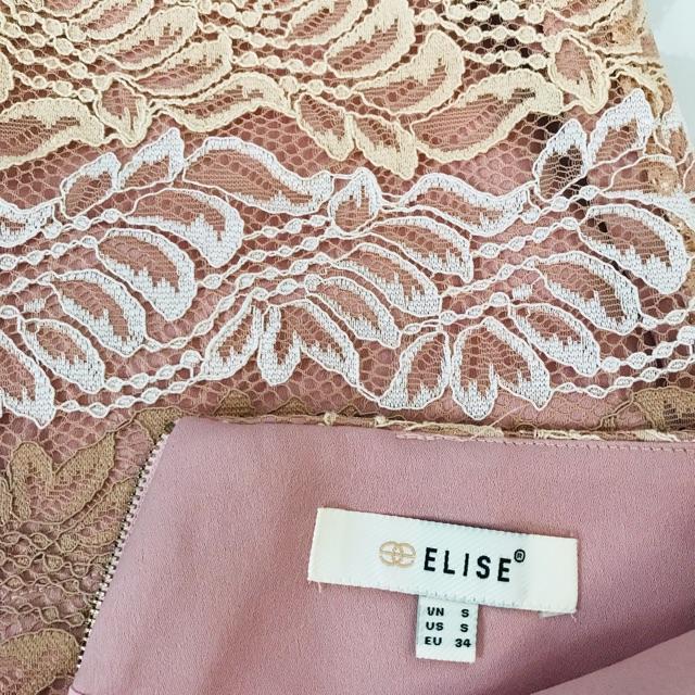 Chân váy ren Elise