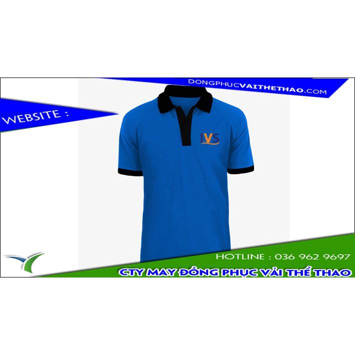 may áo thun đồng phục cho công ty chứng khoán