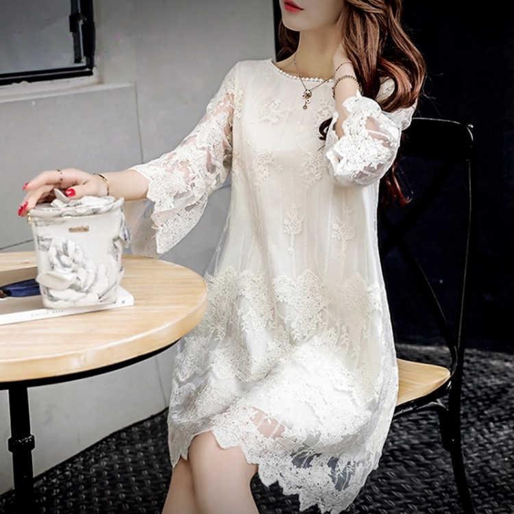 Chân Váy Ren Hoa Thiết Kế Hợp Thời Trang Cho Phái Nữ