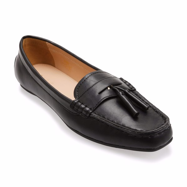 S19268 Đen - Giày Mọi