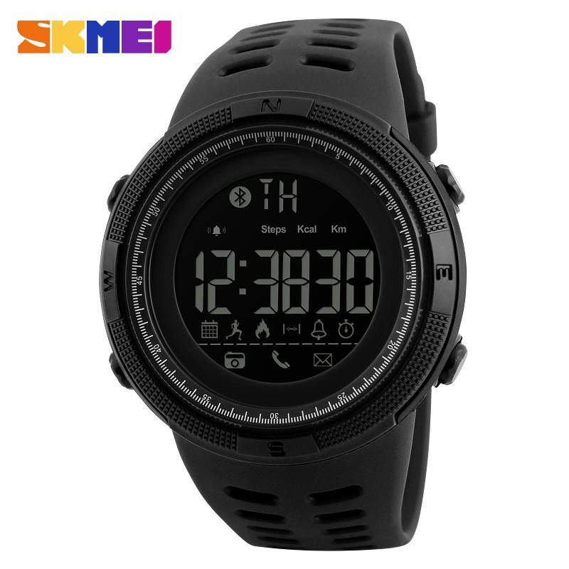Đồng hồ nam SKMEI 1250 kết nối Bluetooth với Smartphone báo cuộc gọi đến và tin nhắn đến
