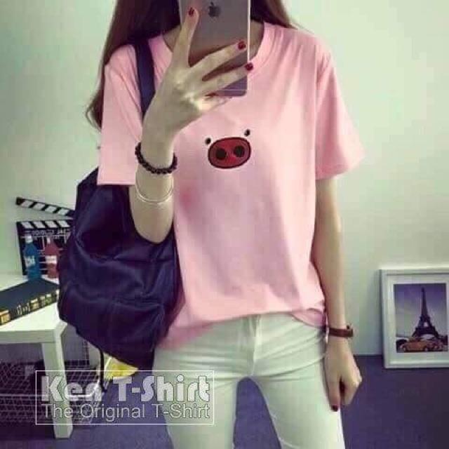 Áo phông chất thun cotton 4c