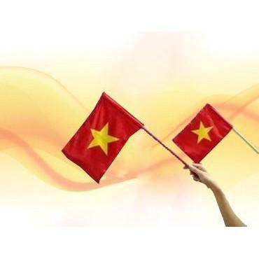 Cờ Việt Nam Gắn Xe Đi Phượt
