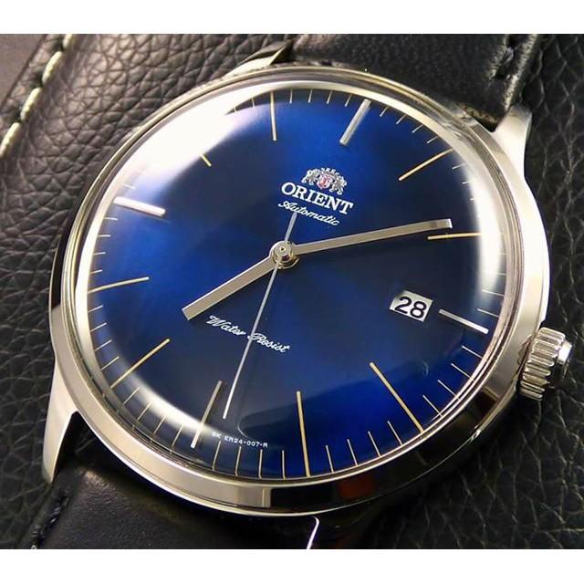 Đồng hồ nam Orient Bambino Gen 3 Blue Chính hãng