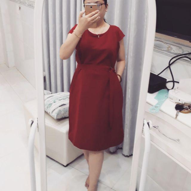 Đầm free size