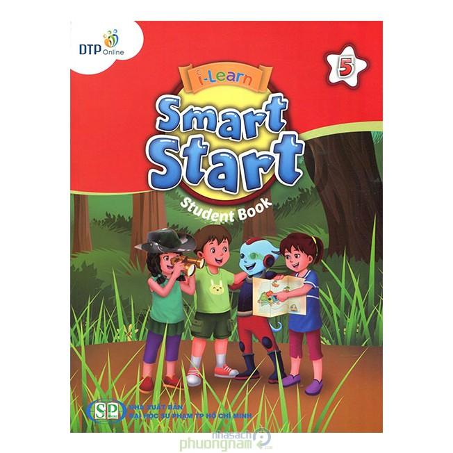 Bộ sách học tiếng Anh i-Learn Smart Start 5 ( studenbook + Workbook + File CD)