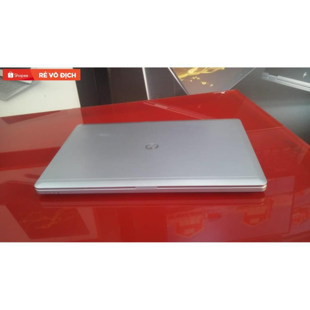 Laptop HP folio 9470M, Core i7 3687U, Ram 4g, Pin 2h, new 98% #1