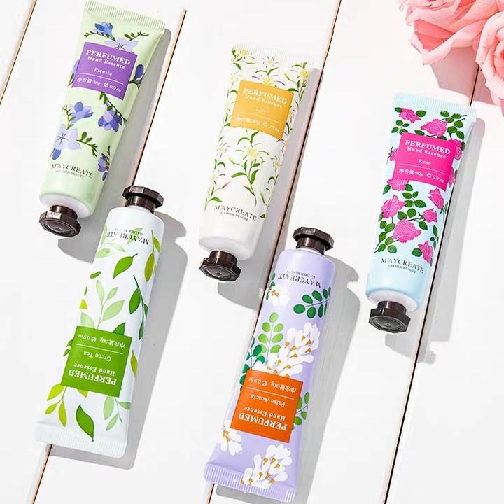 Maycreate - Kem tay hương hoa quả các mùi dưỡng tay
