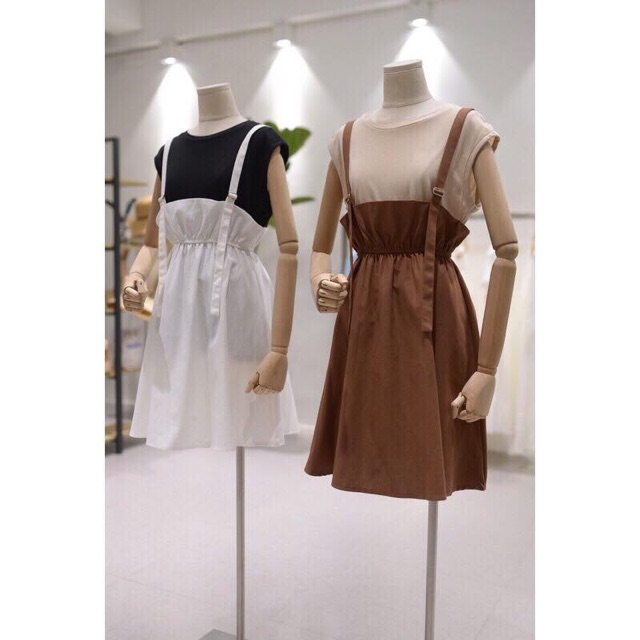 Set váy 2 dây