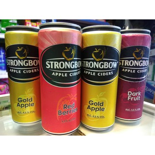 Bia Strongbow