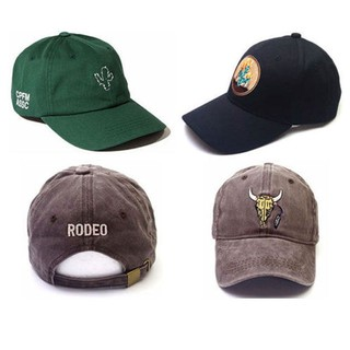 Hình ảnh Travis Scott Rodeo Hat Baseball Cap Strapback Snapback Tour Merch Cactus Hip Hop