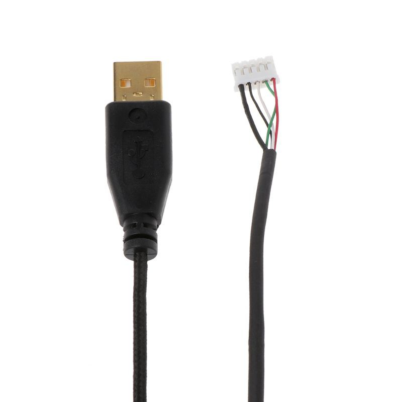 Original USB Mouse Line Cable Replacement for Razer Deathadder 2013 Gaming Mice