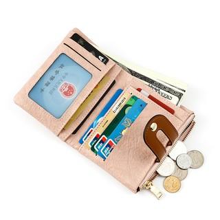 Hình ảnh Ví nữ đựng tiền ngắn cao cấp TAOMICMIC nhiều ngăn nhỏ gọn bỏ túi VD380-3
