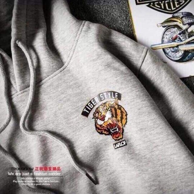 [ẢNH THẬT] Áo Hoodie Con Hổ