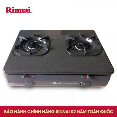 BẾP GAS ĐÔI RINNAI RV-4680G, BẾP GAS RINNAI.