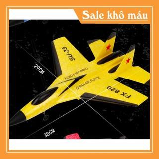 [FreeShip – Xả kho] Máy bay điều khiển siêu tiêm kích chiến đấu SU 35
