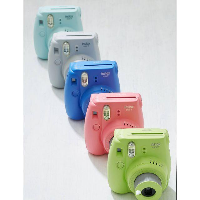 Máy ảnh instax mini 9 + 1 hộp phim mini 20 tấm (tặng kèm bộ quà Sakura)