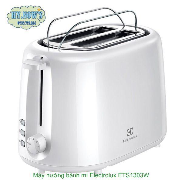 Máy Nướng Bánh Mì Electrolux - ETS1303W Hàng Mới 100% Bảo Hành Chính Hãng 12 Tháng