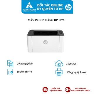 Máy in Laser đơn năng đen trắng HP 107A_4ZB77A – Hàng chính hãng