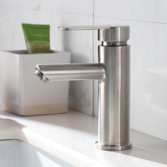 Vòi chậu lavabo nóng lạnh inox 304 Zento SUS3306 - 22598811 , 6701366375 , 322_6701366375 , 720000 , Voi-chau-lavabo-nong-lanh-inox-304-Zento-SUS3306-322_6701366375 , shopee.vn , Vòi chậu lavabo nóng lạnh inox 304 Zento SUS3306