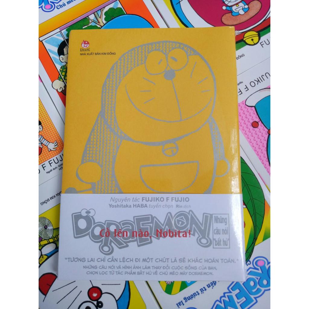 """[Sách Thật Kim Đồng] Doraemon Những Câu Nói """"Bất Hủ"""""""