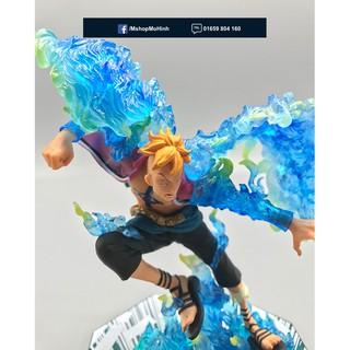 Mô hình đồ chơi nhân vật Phượng hoàng Marco băng Râu Trắng – cao 16cm