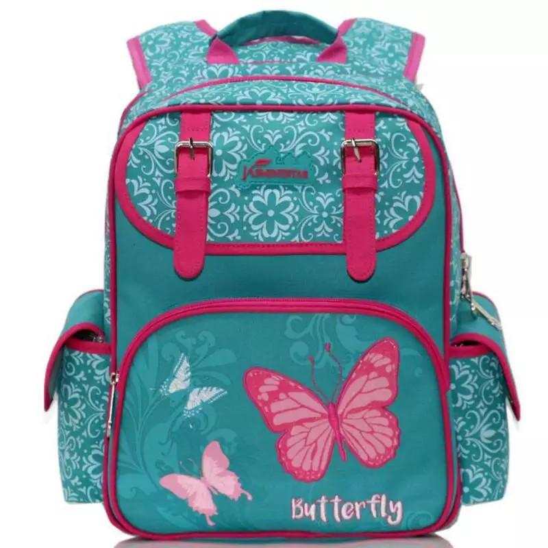 Balo dành cho bé gái mẫu giáo lớn hoặc tiểu học bươm bướm nhỏ-Butter Fly S