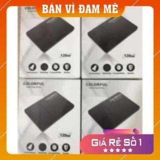 Ổ cứng SSD COLORFUL 120GB + 160GB SL300 - HÀNG CHÍNH HÃNG BẢO HÀNH 3 NĂM (shopmh59) thumbnail