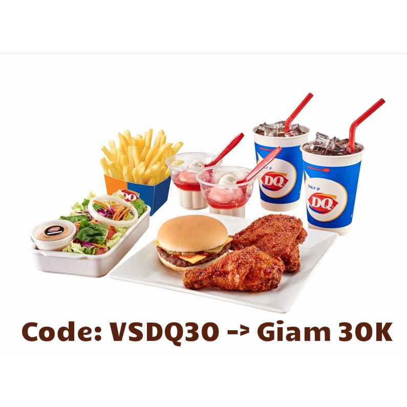 [Voucher - HCM] Combo Siêu Tiết Kiệm Dairyqueen - 3394594 , 724823627 , 322_724823627 , 262000 , Voucher-HCM-Combo-Sieu-Tiet-Kiem-Dairyqueen-322_724823627 , shopee.vn , [Voucher - HCM] Combo Siêu Tiết Kiệm Dairyqueen