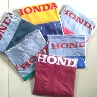 Áo mưa Honda nhiều màu