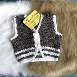 Áo len cardigan bé trai Áo len trẻ em Áo len đẹp Áo đẹp cho bé thumbnail