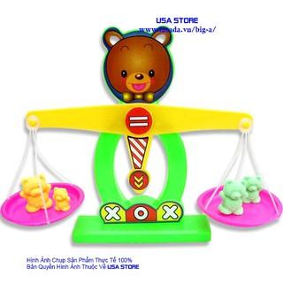 Bộ học cân nặng cân bằng thú vị Dream Toy chất liệu nhựa cao cấp
