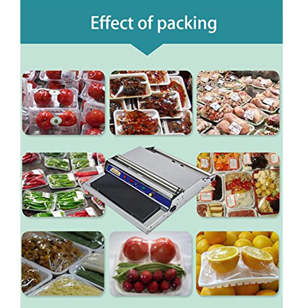 Dụng cụ bọc bảo quản thực phẩm an toàn tiện lợi