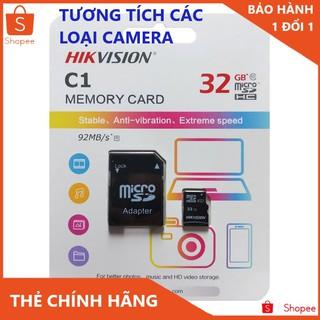 [Mã ELFLASH5 giảm 20K đơn 50K] Thẻ nhớ Micro SD KB VISION 32G - Tốc độ cao Ultra chuẩn class 10