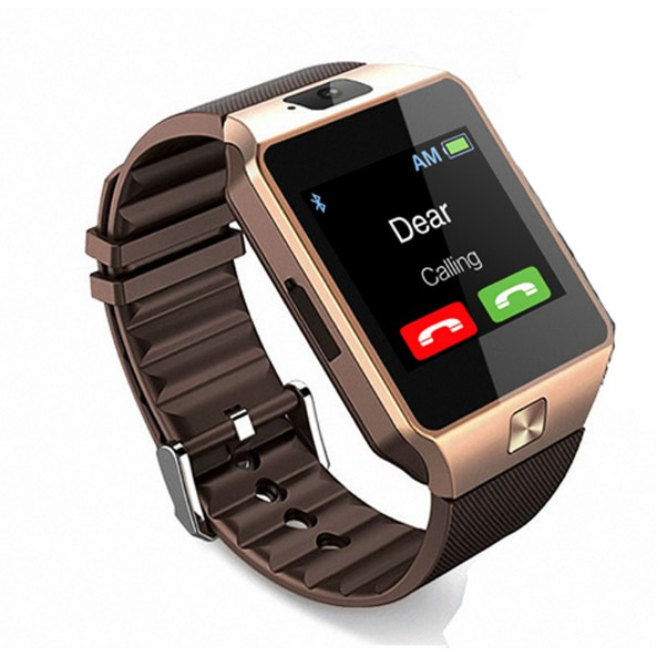 đồng hồ đeo tay thông minh DZ màn hình cảm ứng gắn sim nghe gọi như điện thoại mới