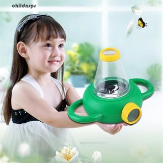 Kính lúp đồ chơi 2 chiều côn trùng cho trẻ em