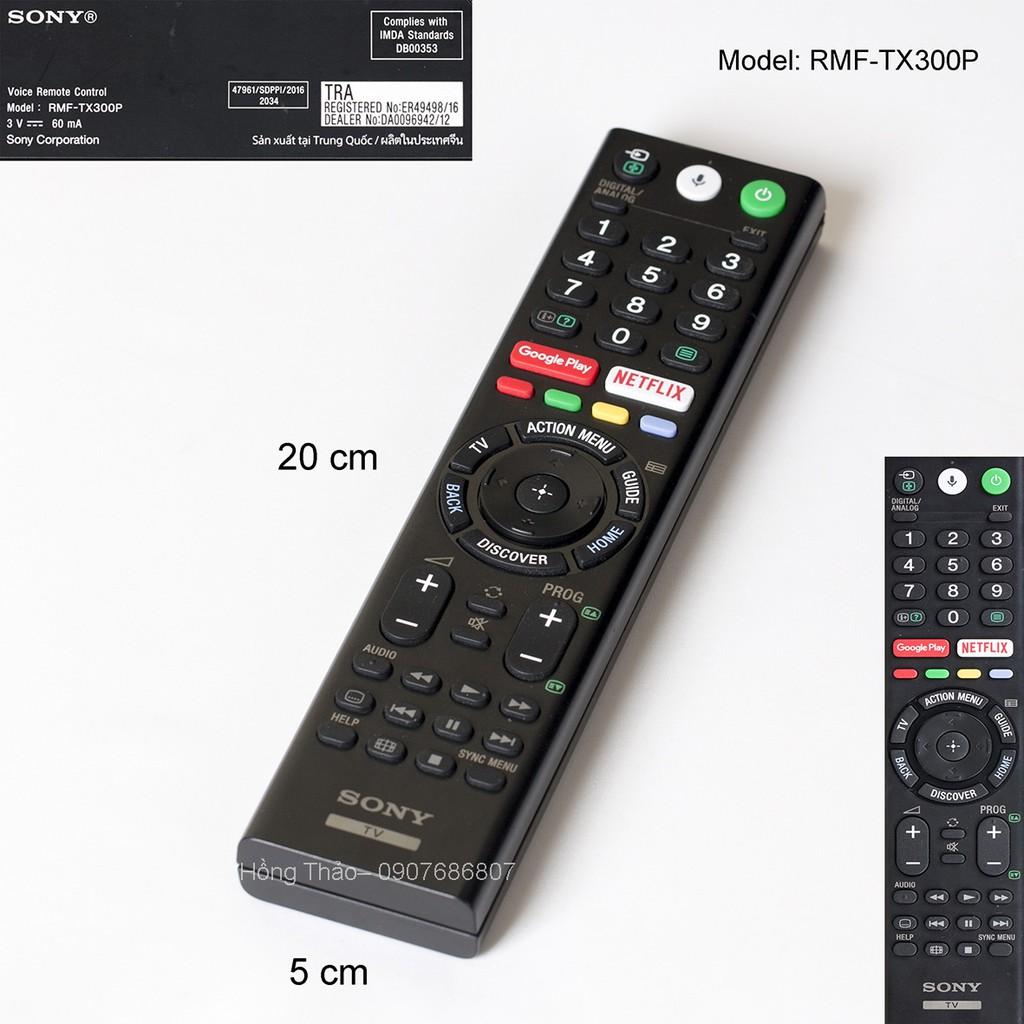 Remote Tivi Sony RMF TX300P Voice - 2855773 , 1140361986 , 322_1140361986 , 495000 , Remote-Tivi-Sony-RMF-TX300P-Voice-322_1140361986 , shopee.vn , Remote Tivi Sony RMF TX300P Voice