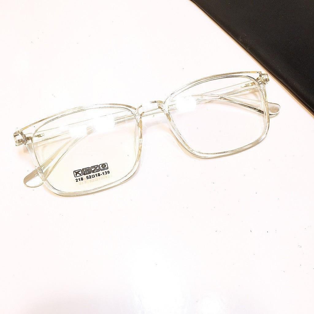 👓 Kính Gọng Kính Cận 218 nhận cắt tròng cận, viễn, loạn-Nhận cắt mắt cận loạn viễn - Gọng kính...