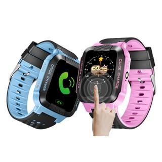 Đồng hồ định vị Y2, nghe gọi định vị chính xác, bảo vệ an toàn cho bé khi đi học đi chơi