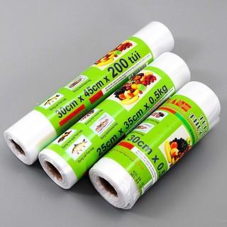 Yêu ThíchCuộn túi đựng thực phẩm sinh học 20 x 30 x 150túi