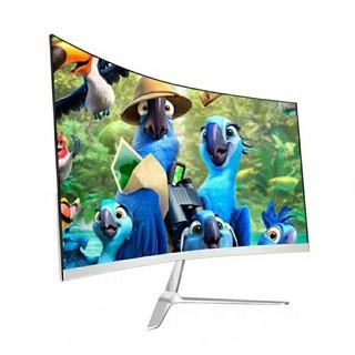 màn hình hiển thị máy tính cong mới 19 22 24 27 inch LCD siêu mỏngFGHLO thumbnail