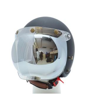 Kính Gắn Mũ Bảo Hiểm Bulldog Bubble (Nhiều màu) - Kính gắn mũ chắn gió bụi