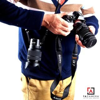 [Mã 157ELSALE hoàn 7% đơn 300K] Lens HOLDER - Đế Gắn 2 Lens Thao Tác Nhanh for Nikon thumbnail