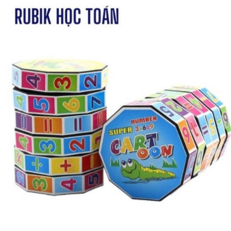 (HOT HIT) Rubik Toán học