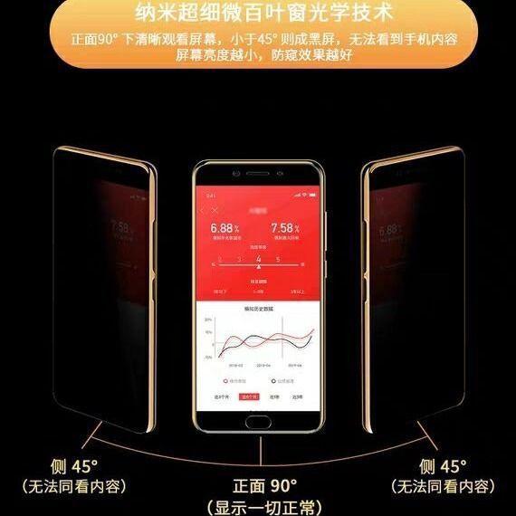 ✁❖R17 oppor15 toughened membrane/r9s/r15X/full screen r11s/a7 / a5 a7x k1 a3 phone to peep