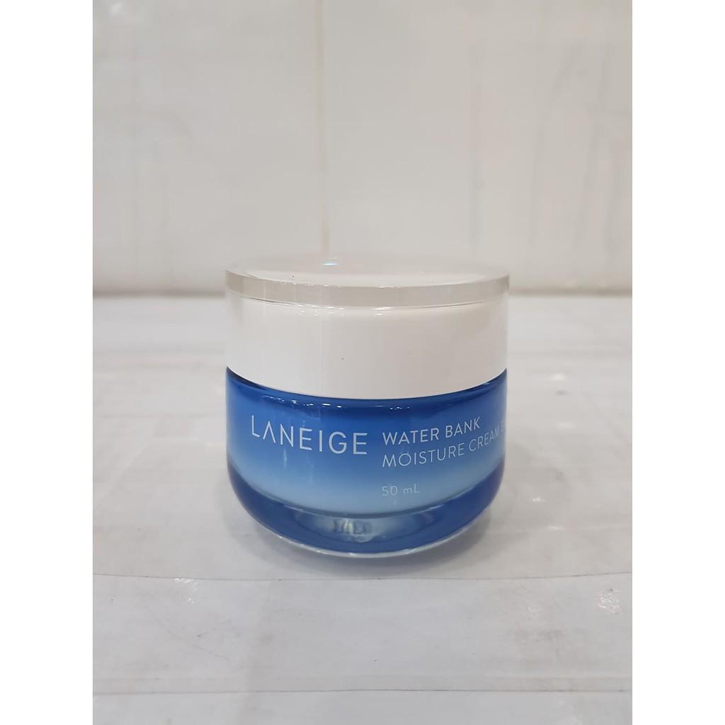 Kem dưỡng ẩm chuyên sâu Laneige Water Bank Moisture Cream EX