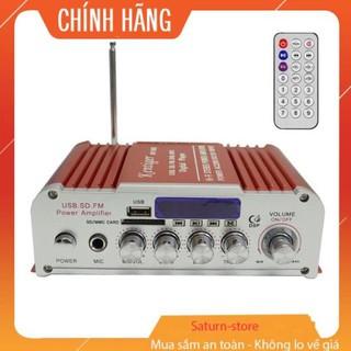Amly mini Karaoke Kentiger HY 803, âm ly chơi nhạc âm thanh cực đỉnh, hàng nhập khẩu thumbnail