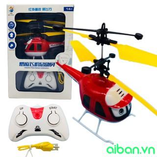 Trực thăng điều khiển từ xa Ai. QX601