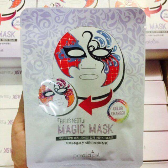 Mặt nạ Aqua Paralapiel Macgic Mask