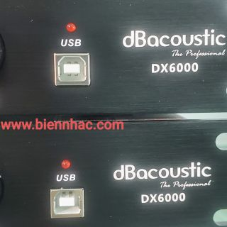 Vang số db acoustic dx 6000